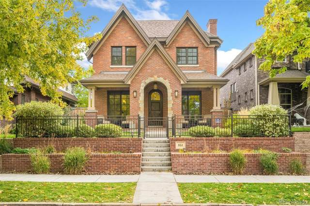 850 S Gilpin Street, Denver, CO 80209 (#9870562) :: The DeGrood Team