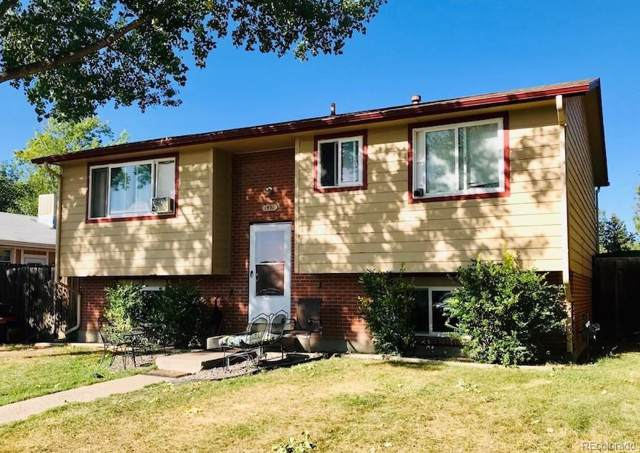 1431 S King Court, Denver, CO 80219 (MLS #9870624) :: 8z Real Estate