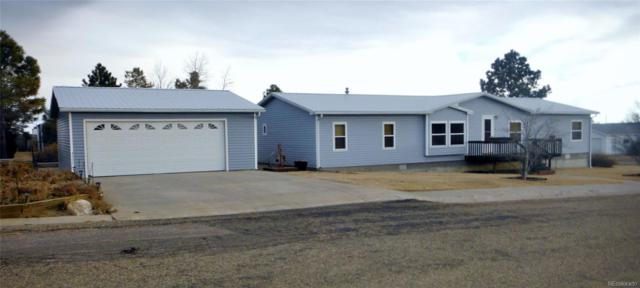 604 8th Avenue, Hugo, CO 80821 (#9871041) :: 5281 Exclusive Homes Realty
