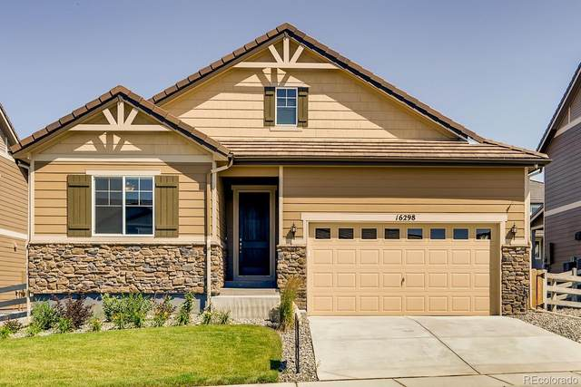 16298 Mount Silverheels Way, Broomfield, CO 80023 (#9871195) :: The DeGrood Team
