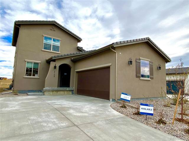 2164 S Poppy Street, Lakewood, CO 80228 (#9871401) :: The DeGrood Team