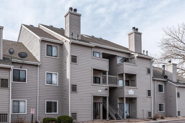 3600 S Pierce Street #308, Lakewood, CO 80235 (#9871632) :: The Heyl Group at Keller Williams