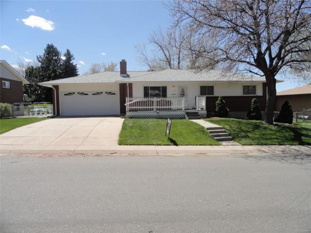 7904 E Hampden Circle, Denver, CO 80237 (#9872352) :: The Heyl Group at Keller Williams