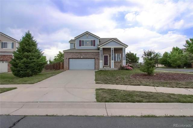 2451 S Andes Circle, Aurora, CO 80013 (#9872613) :: The Griffith Home Team