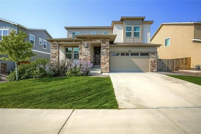 6844 E 133rd Place, Thornton, CO 80602 (#9872663) :: The HomeSmiths Team - Keller Williams