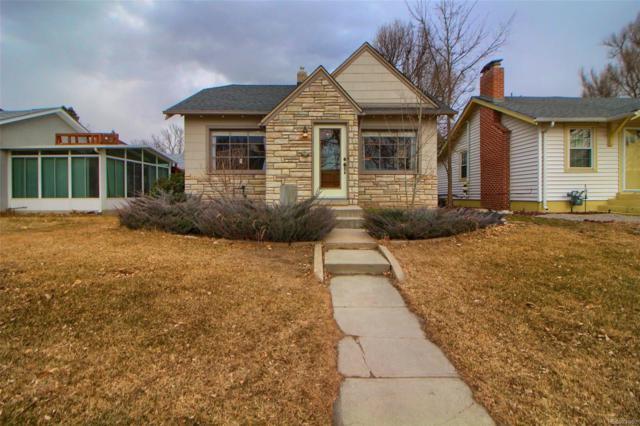 2362 S Marion Street, Denver, CO 80210 (MLS #9872728) :: 8z Real Estate