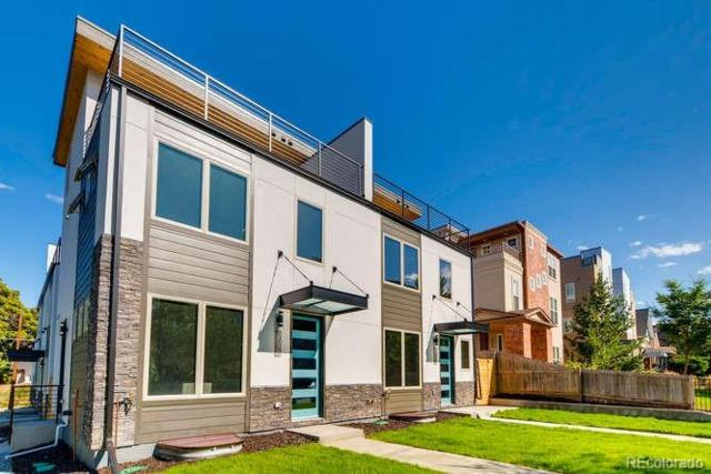 1908 E 21st Avenue, Denver, CO 80205 (#9872771) :: The City and Mountains Group