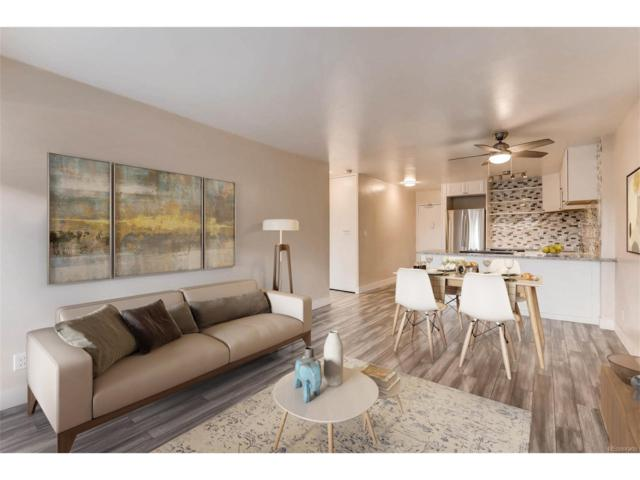 1121 Albion Street #203, Denver, CO 80220 (#9873331) :: The Healey Group