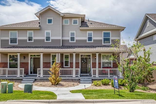 14673 E Crestridge Drive, Centennial, CO 80015 (MLS #9873607) :: Keller Williams Realty