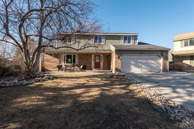 1441 E Long Place, Centennial, CO 80122 (MLS #9873611) :: 8z Real Estate