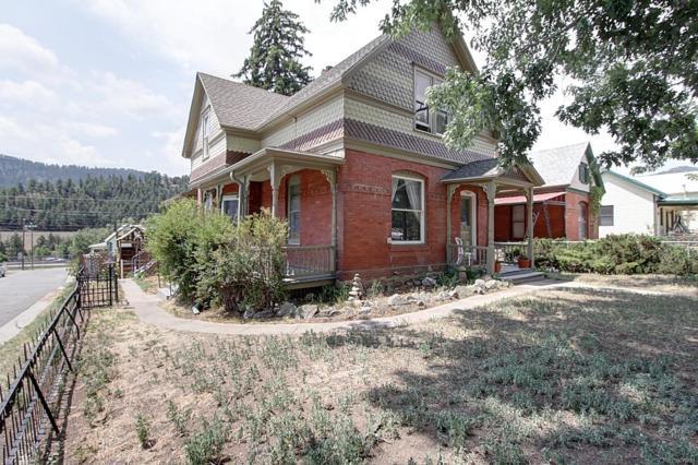 847 Colorado Boulevard, Idaho Springs, CO 80452 (#9873642) :: The Pete Cook Home Group