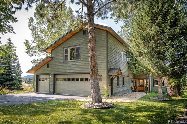 865 Spring Hill Road, Steamboat Springs, CO 80487 (MLS #9873747) :: 8z Real Estate