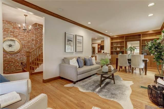 458 S Downing Street, Denver, CO 80209 (#9874649) :: Portenga Properties