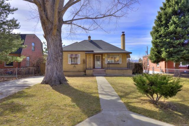 4910 W Hayward Place, Denver, CO 80212 (#9874717) :: Bring Home Denver