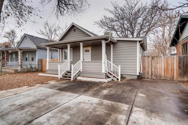 1471 Ames Street, Lakewood, CO 80214 (#9875185) :: The Healey Group