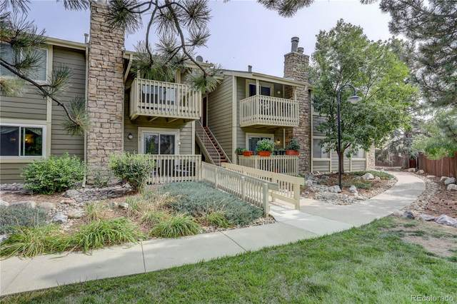 4400 S Quebec Street W107, Denver, CO 80237 (#9875325) :: Chateaux Realty Group