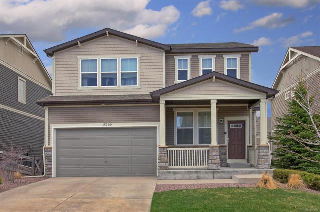 8359 Mahogany Wood Court, Colorado Springs, CO 80927 (#9875460) :: Compass Colorado Realty