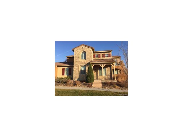 9155 Viaggio Way, Highlands Ranch, CO 80126 (MLS #9875588) :: 8z Real Estate