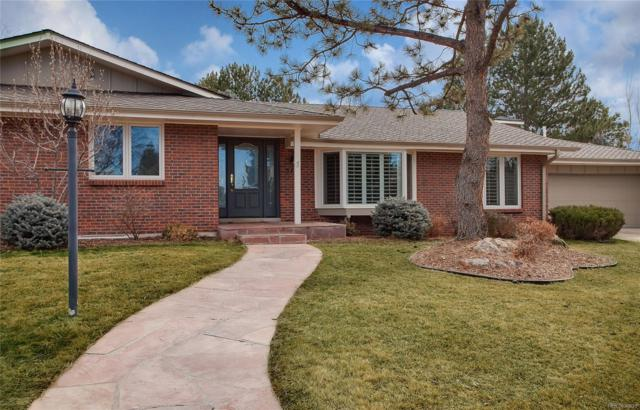 5164 E Princeton Avenue, Cherry Hills Village, CO 80113 (#9876340) :: The City and Mountains Group