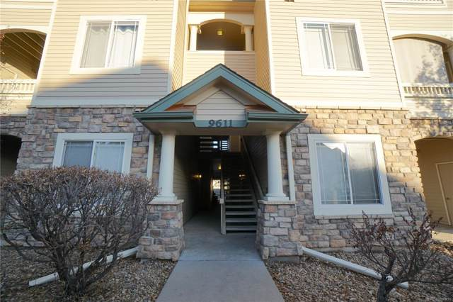 9611 W Coco Circle #104, Littleton, CO 80128 (#9876407) :: The DeGrood Team