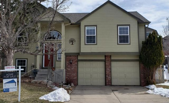 11616 Club Drive, Parker, CO 80138 (#9876429) :: The DeGrood Team