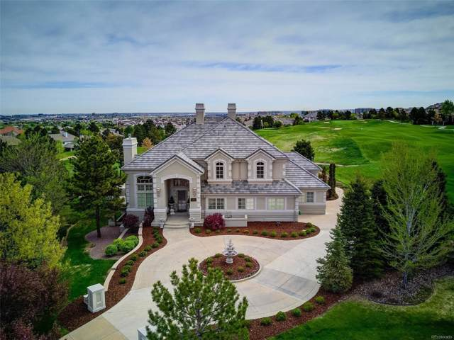 8340 Harbortown Place, Lone Tree, CO 80124 (#9876664) :: Mile High Luxury Real Estate