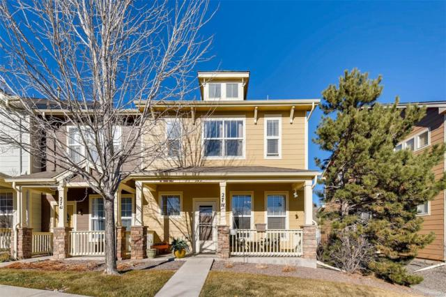 15612 E 96th Way 27H, Commerce City, CO 80022 (#9877145) :: Sellstate Realty Pros