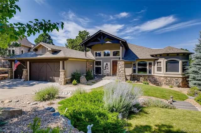 8950 Scenic Pine Drive, Parker, CO 80134 (#9877276) :: Re/Max Structure