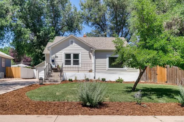 855 Francis Street, Longmont, CO 80501 (#9877309) :: The Galo Garrido Group