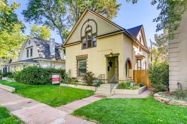 158 S Grant Street, Denver, CO 80209 (#9877798) :: Bring Home Denver with Keller Williams Downtown Realty LLC
