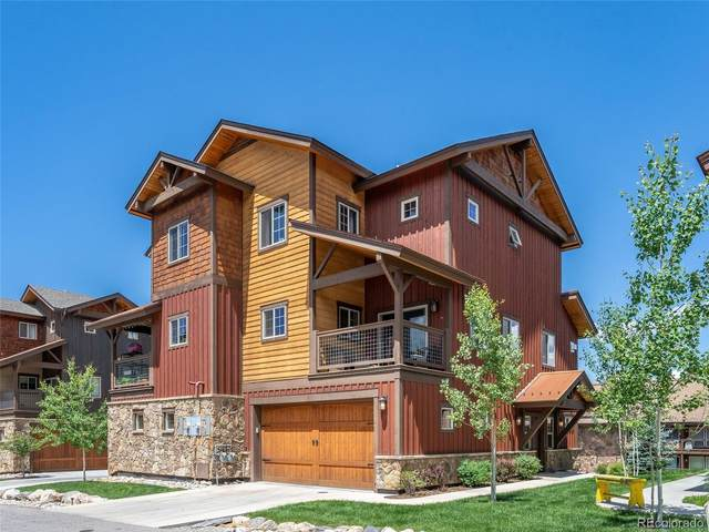 446 Willett Heights Court #22, Steamboat Springs, CO 80487 (MLS #9877919) :: 8z Real Estate