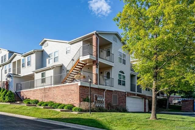 1638 S Deframe Street B7, Lakewood, CO 80228 (#9878105) :: HomeSmart