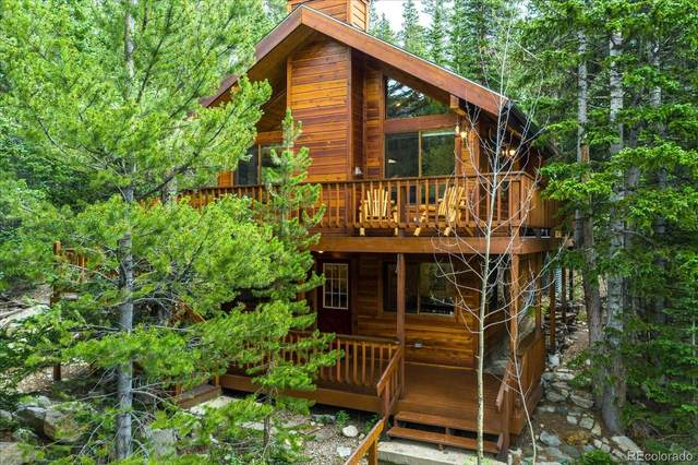 614 Brook Drive, Idaho Springs, CO 80452 (#9878418) :: Venterra Real Estate LLC