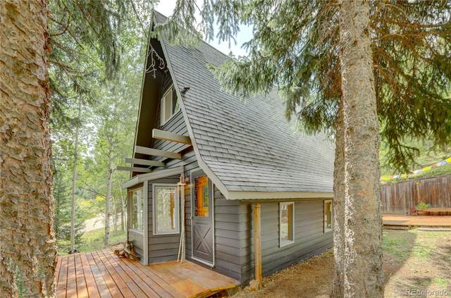 8889 Black Mountain Drive, Conifer, CO 80433 (#9878575) :: Own-Sweethome Team