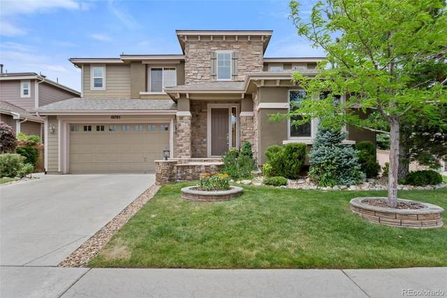 10785 Glengate Circle, Highlands Ranch, CO 80130 (#9878610) :: Peak Properties Group