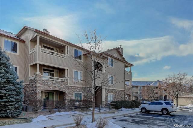 9557 W San Juan Circle #305, Littleton, CO 80128 (#9878618) :: Kimberly Austin Properties
