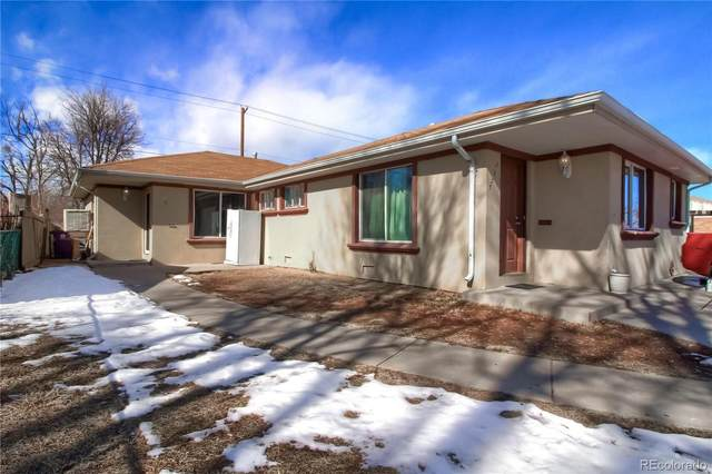 3655 Krameria Street, Denver, CO 80207 (MLS #9878947) :: 8z Real Estate