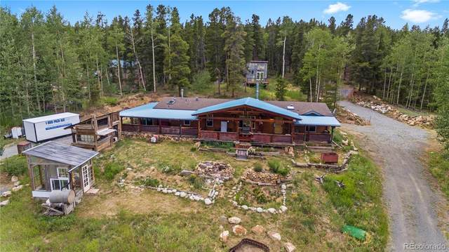 5981 Virginia Canyon Road, Central City, CO 80427 (#9879443) :: Realty ONE Group Five Star