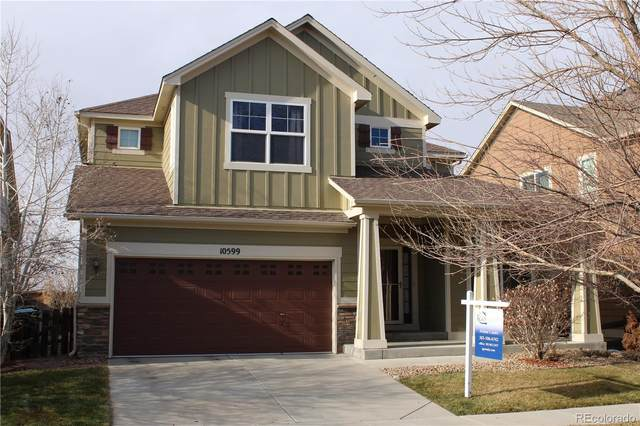 10599 Racine Street, Commerce City, CO 80022 (MLS #9879755) :: Kittle Real Estate