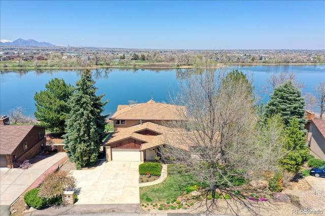 14675 W 58th Place, Arvada, CO 80004 (#9880026) :: The Griffith Home Team