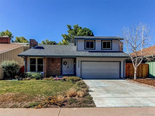 12404 E Amherst Circle, Aurora, CO 80014 (#9880226) :: Finch & Gable Real Estate Co.