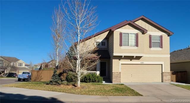 4383 Hunterwood Drive, Highlands Ranch, CO 80130 (MLS #9880623) :: 8z Real Estate