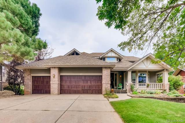 47 Buckthorn Drive, Littleton, CO 80127 (#9881172) :: Chateaux Realty Group
