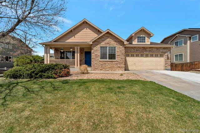 7205 E 131st Place, Thornton, CO 80602 (#9881327) :: The DeGrood Team