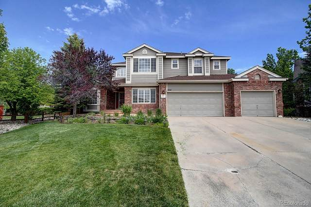 10274 Knoll Court, Highlands Ranch, CO 80130 (#9881332) :: Colorado Home Finder Realty