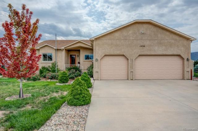1230 Bowstring Road, Monument, CO 80132 (#9881490) :: Bicker Realty