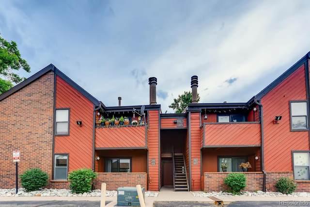 12071 E Harvard Avenue #101, Aurora, CO 80014 (#9881600) :: The Gilbert Group