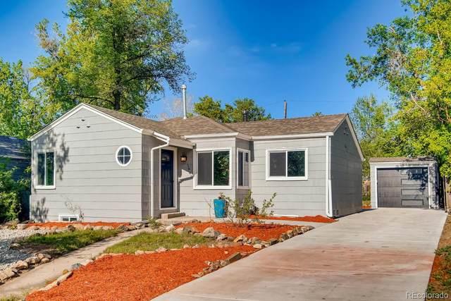 1840 S Adams Street, Denver, CO 80210 (#9881645) :: Briggs American Properties