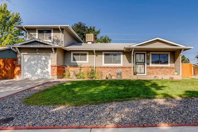 819 S Wheeling Street, Aurora, CO 80012 (#9881902) :: The Brokerage Group
