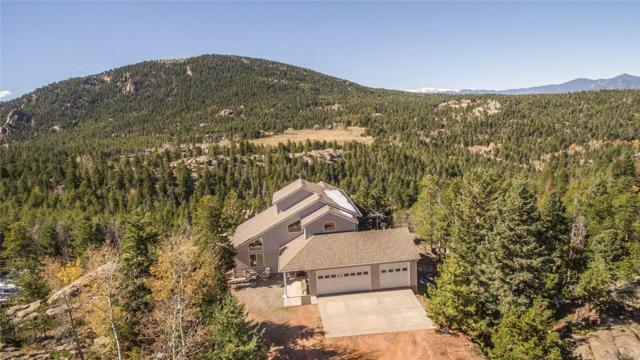 8641 Majestic View Drive, Conifer, CO 80433 (MLS #9881951) :: 8z Real Estate